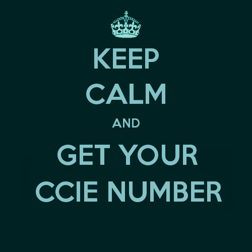 Keep Calm and Get Your CCIE!